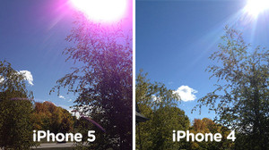 Iphone5vsiphone4